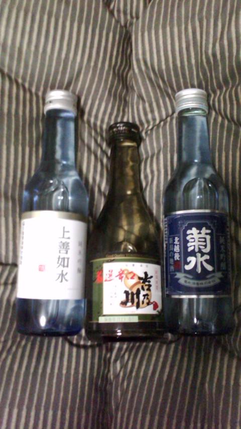 新潟のお酒♪